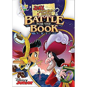 Jake & the Neverland Pirates: Battle for the Book [DVD] USA import