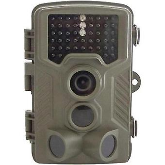 Wildlife camera Berger & Schröter FullHD 12 MPix Black LEDs