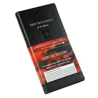 NRSV New Testament and Psalms NR012:NP black imitation leather (Leather Bound)