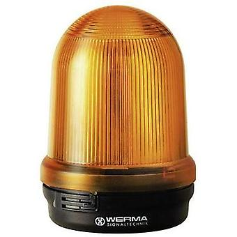 Light Werma Signaltechnik 828.300.68 Yellow