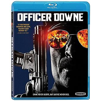 Officer Downe [Blu-ray] USA import