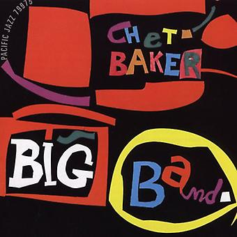 Chet Baker - Chet Baker Big Band [CD] USA import