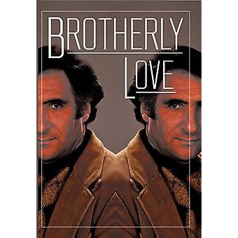 Broderlig kærlighed [DVD] USA importerer