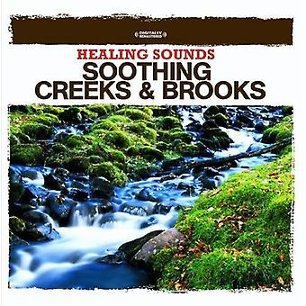 Naturgeräusche - heilende Klänge-beruhigende Bäche & Brooks [CD] USA import