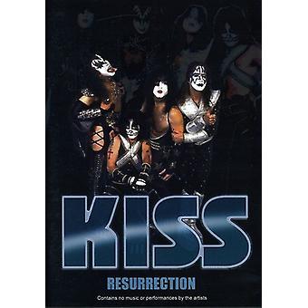 Kiss - uppståndelsen obehörig [DVD] USA import