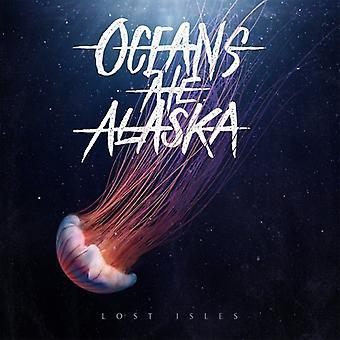 Oceaner Ate Alaska - tabt Isles [CD] USA importerer