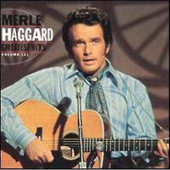 Merle Haggard - Merle Haggard: Vol. 1-Greatest Hits [CD] USA import