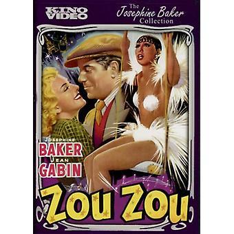 Zou Zou [DVD] USA importeren