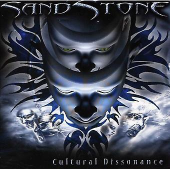 Sandsten - kulturelle dissonans [CD] USA importerer