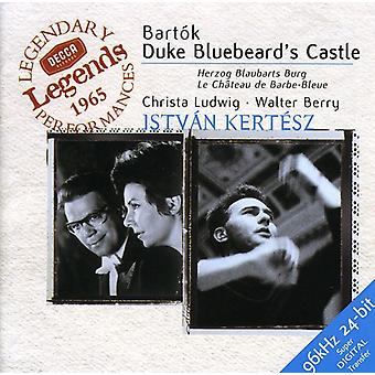 B. Bartok - Bart K: Duke Bluebeard's Castle [CD] USA import