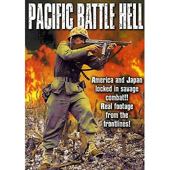 Pacific Battle Hell [DVD] USA import