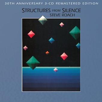 Steve Roach - strukturer fra stilhed [CD] USA import