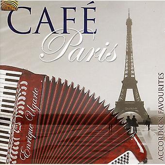 Ugarte Enrique - Cafe Paris [CD] USA import