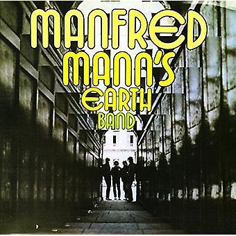 Manfred Mann jorden Band - Manfred Mann jorden Band [CD] USA import