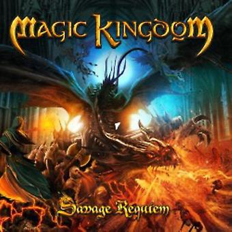 Magic Kingdom - Savage Requiem [CD] USA import