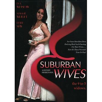 Importación de esposas suburbanas [DVD] los E.e.u.u.