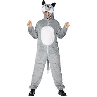 Wolf costume Wolf Zoo Carnival costume animal costume