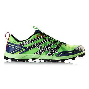 Salming men's running shoe trail element green - 1286036-6604