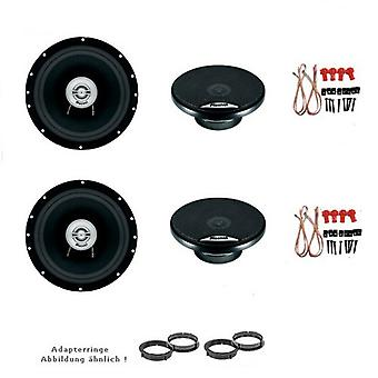 VW Beetle, Bora, Passat, speaker, speakers, door front and rear