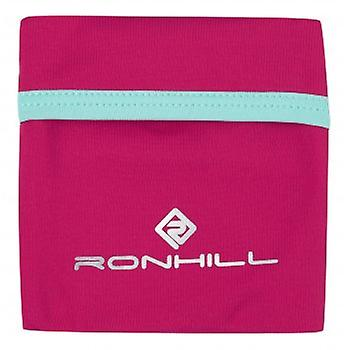 Stretch Wrist Pocket Cerise/Aquamarine M/L