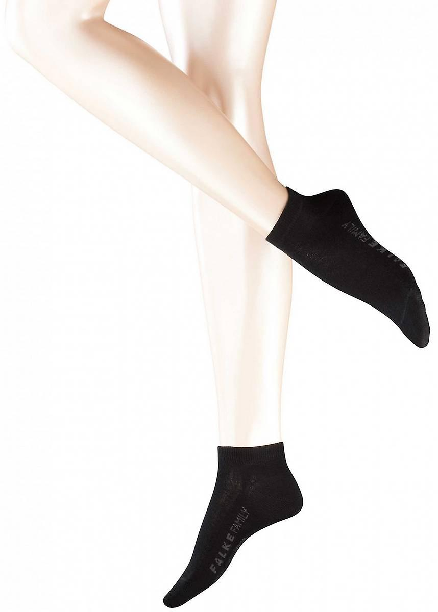 Falke Family Short Socks - Black