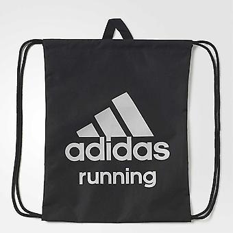 ADIDAS sac de sport [noir] en cours d'exécution