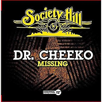 Dr Cheeko - saknas [CD] USA import