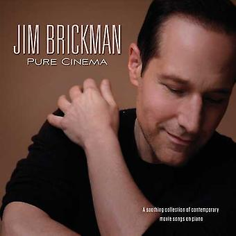 Jim Brickman - Pure Cinema(Gen Mkt) [CD] USA import
