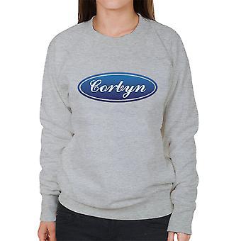 Jeremy Corbyn Ford Logo Women's Sweatshirt