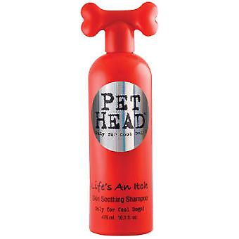 Pet Head Life's an Itch (Soothing Shampoo) 475 ml