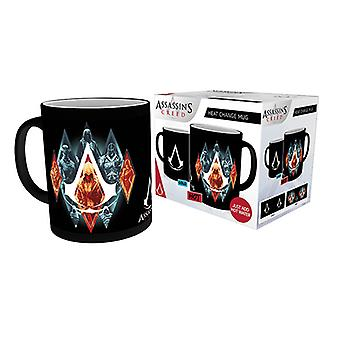 Assassins Creed Legacy calore cambio Mug
