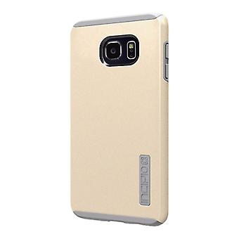 Incipio DualPro Shock-absorbing Case for Samsung Galaxy S6 Edge Plus - Champagne