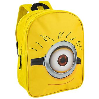 Fabrizio minions kids backpack kindergarten bag 20352-0900