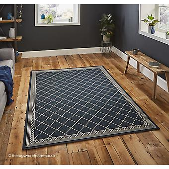 Cottage Mesh Blue Rug