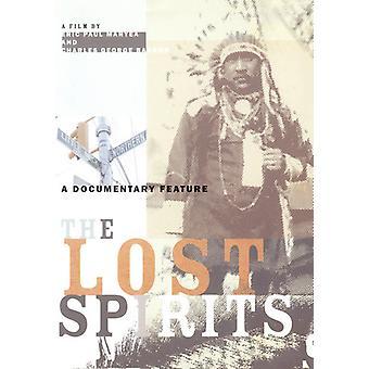 Tabt spiritus [DVD] USA importerer