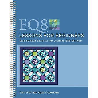 Electric Quilt 8 Lessons For Beginners- B8LESSON