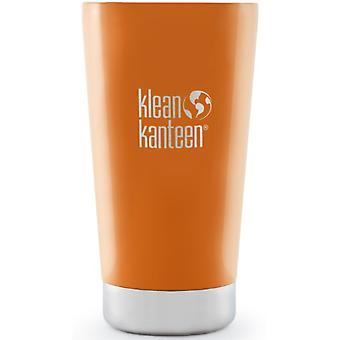 Klean Kanteen Vaccum Insulated Tumbler 473ml (Canyon Orange)