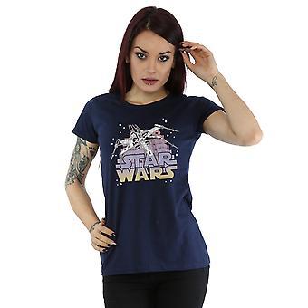 Star Wars Women's X-Wing Starfighter T-Shirt