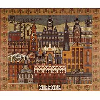 A Pattern of Glasgow Needlepoint Canvas