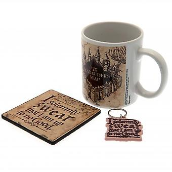 Harry Potter kubek & zestaw Coaster