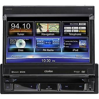 Clarion NX502E Satellite Navigation System Maps of Europe