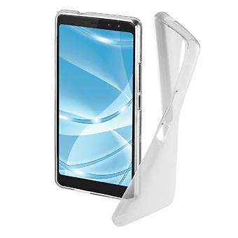 Hama Cover Crystal Voor Wiko View Prime Transparant