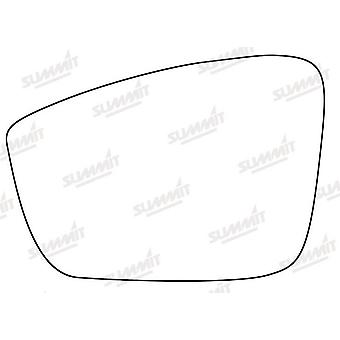 Left Stick-On Mirror Glass for Seat TOLEDO IV 2012-2017