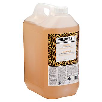 Wildwash Shampoo For Itchy Or Dry Coats 5L