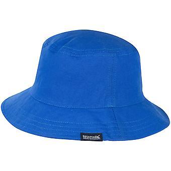 Regatta jongens & meisjes Cruze II katoen brede rand zomer Bucket Hat