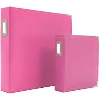 Sn@p! Leather Binder 12