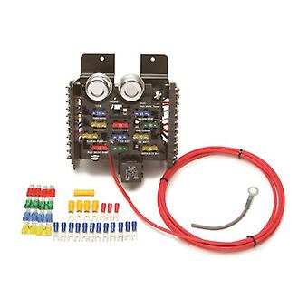 Painless 50101 Race Car Fuse Block with 12 Circuit