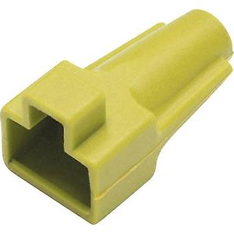 Kink protection for MPL 8/8 RG Bend relief KSM8GE Yellow
