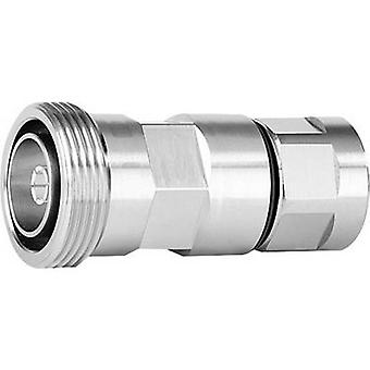 7-16 DIN connector Socket, straight 50 Ω Telegärtner J01121G0136 1 pc(s)