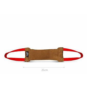 Julius K9 Interior Sewing Leather Teether - 2 Handles (Dogs , Toys & Sport , Chew Toys)
